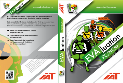 Corporate Design, DVD Cover IAT GmbH